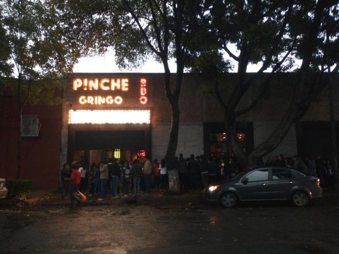Pinche Gringo