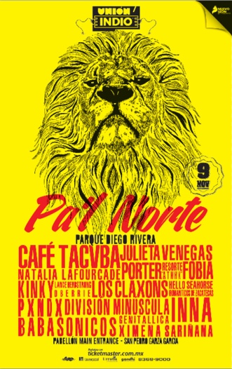 lineup-pal-norte-2013