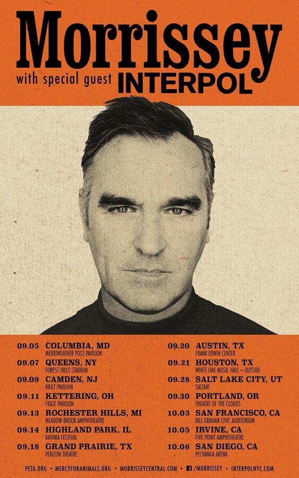 Morrisey dates